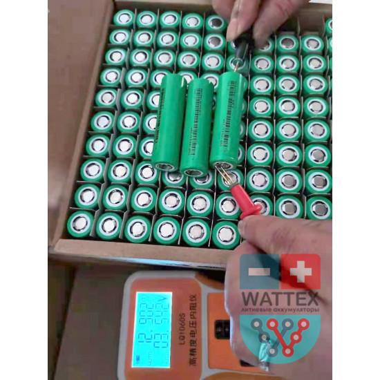 Аккумулятор высокотоковый Li-ion WTT25P 18650 2,5Ah